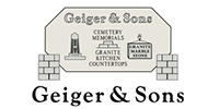 Geiger And Sons Logo