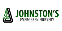 Johnstons Evergreen Nursery Logo